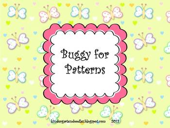 Buggy for Patterns