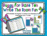 Buggy for Spring Time Base Ten Place Value Fun-Differentia