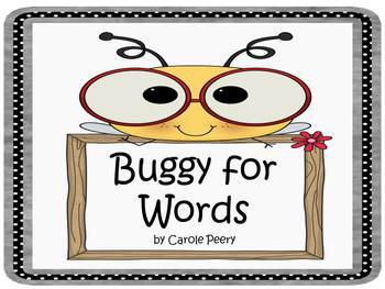 Buggy for Words Dolch Kindergarten