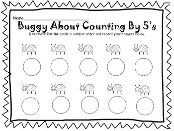 Buggy in Numbers