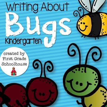 Writing About Bugs Kindergarten