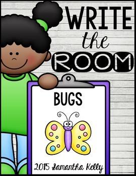 Bugs Write the Room Center