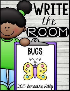 Bugs Write the Room Center