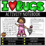 Bugs Activity Notebook