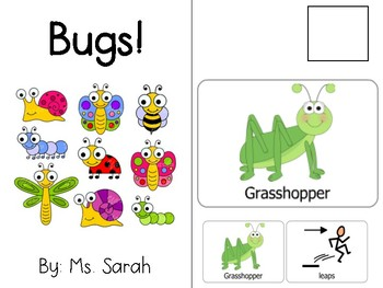 Bugs-Adapted Book
