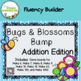Bugs & Blossoms Bump: Addition Edition for use with Google Slides