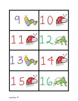 Bugs, Bugs, Bugs, Calendar Cards