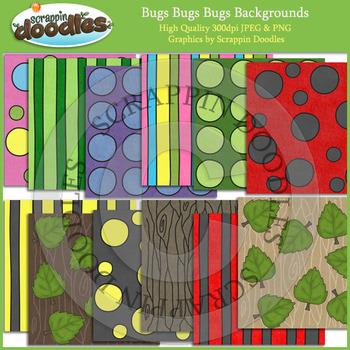 Bugs, Bugs, Bugs Backgrounds