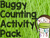 Bugs, Bugs, Bugs! Insect Counting Activity Pack