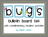 Bugs Bulletin Board Set