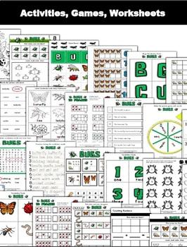 Bugs Bundle Classroom Center