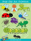 Bugs Clip Art Collection