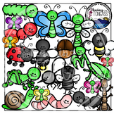 Bugs Clipart (Insect Clipart)