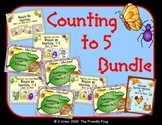 Bugs Counting 1-5 Bundle