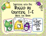 Bugs Counting 1-5 {Subitizing with Dice}