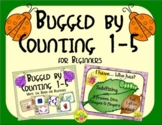 Bugs Counting 1-5 for Beginners Bundle
