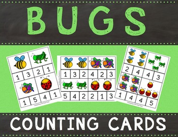 Bugs Counting Cards