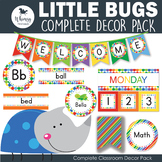 Bugs Decor Pack