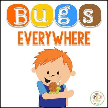 Bugs Everywhere Interactive Book