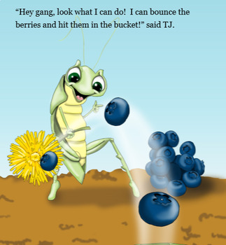 Bugs, Flowers and Berries- Teacher Resource