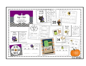 Bugs & Hisses (Spooky Place Value Fun)