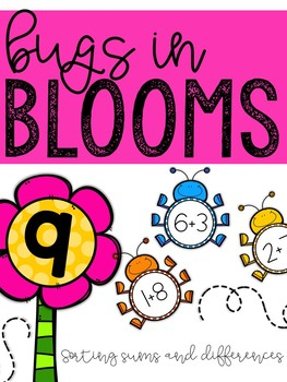 Bugs In Blooms (Addition & Subtraction)