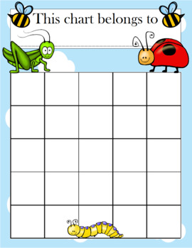 Bugs Incentive Chart