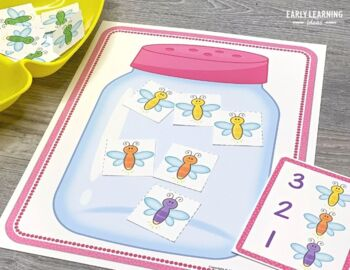 Bugs & Insects Activity Bundle