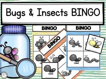 Bugs & Insects BINGO