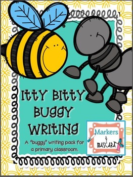 Bugs & Insects: Itty Bitty Buggy Writing