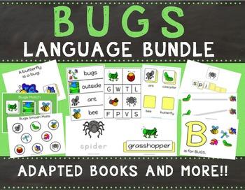 Bugs Language Bundle with Adapted Books