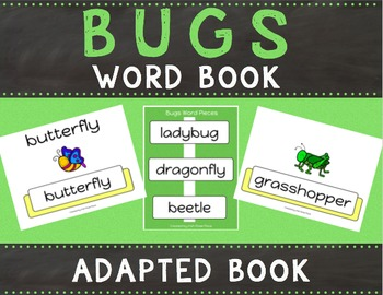 Bugs Leveled Word Books (Adapted Books)