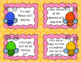 Bugs Literal and Non-Literal Meaning Task Cards