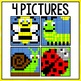 Mystery Pictures Bugs - Addition and Subtraction Facts