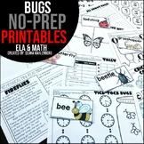 Bugs! {No Prep Practice}