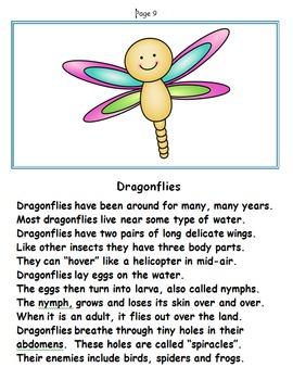 Bugs Activities Unit