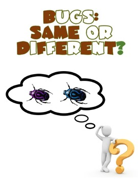 Bugs:  Same or Different?