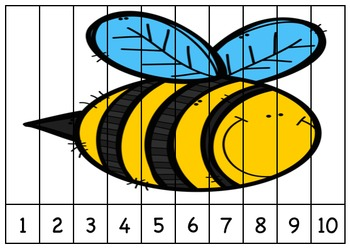 Bugs Sequence Puzzles