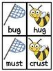 Bugs! Short U Literacy Centers