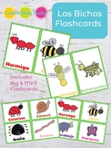 Bugs Spanish Flashcards