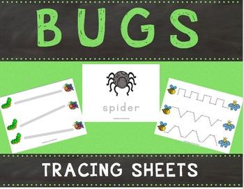 Bugs Tracing Sheets