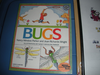 Two Bad Ants: Bugs Unit with Books