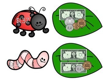 Bugs and Bills Money Center Game