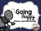 Preschool Literacy and Math Centers {Bugs and Butterflies}