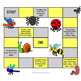 Bugs & Insects Science, Games & Craftivity Unit