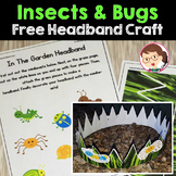 Bugs and Insects Activities Preschool to PreK - Craft