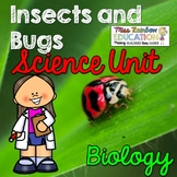 Insects and Bugs (Mini-Beast Unit)