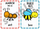 Bugs and Insects Movement Cards (16 cards)