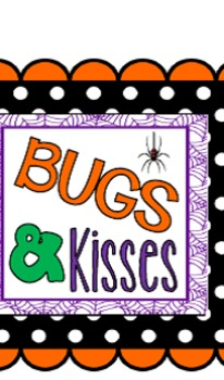 Bugs and Kisses Halloween Treat