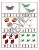 Bugs, bugs, bugs. Set of 5 resources to work numbers to 10.